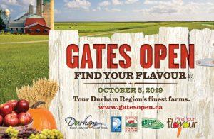 Gates Open Banner