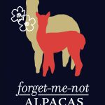Forget Me Not Alpacas logo